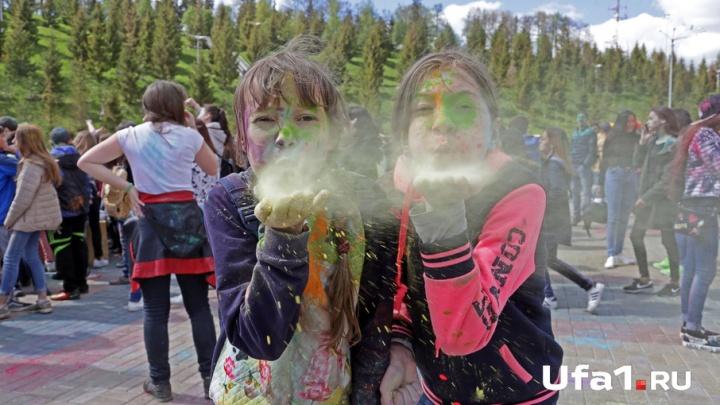 Уфимский гид празднования «Дня защиты детей»