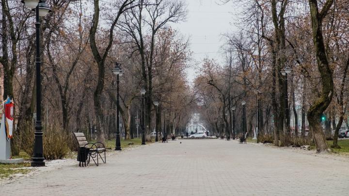 В Пермском крае похолодает до -23 градусов
