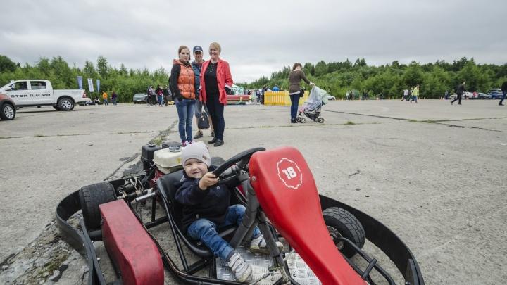 Автогонки и фестиваль красок: где зажечь в Архангельске на этих выходных?