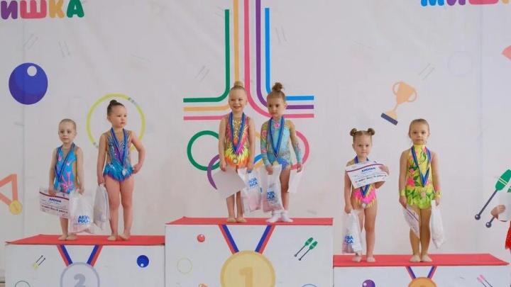 Школа художественной гимнастики в центре города устроит просмотр для девочек с 3 лет