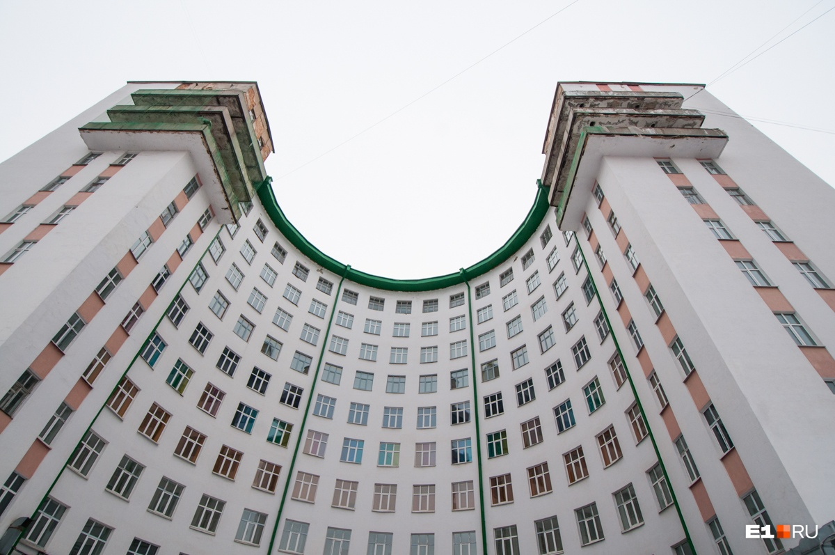 Гостиница «Исеть» входит в состав комплекса