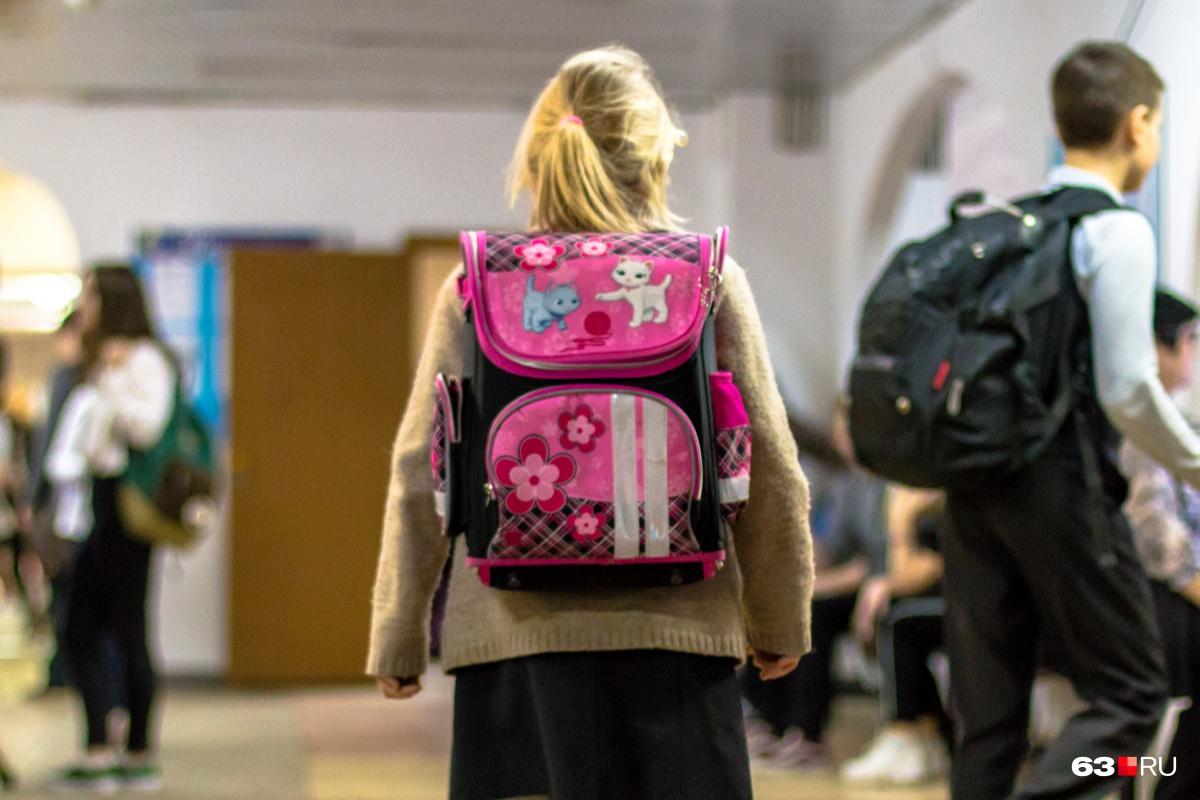Дети получают в учебных заведения действительно дорогие знания