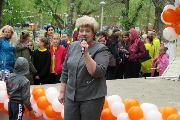Татьяна Менщикова пошла на повышение