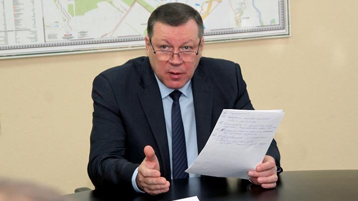 Мэр Новочеркасска задержан по подозрению в получении взятки