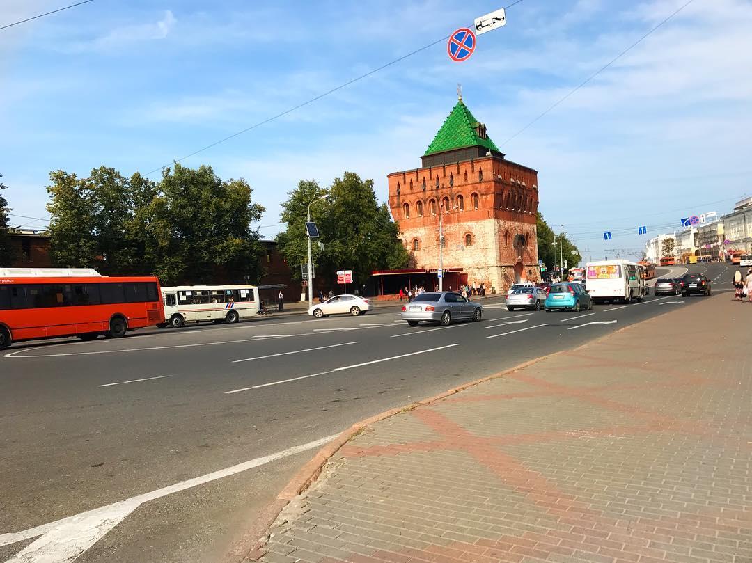 Перекроют движение наулице Петровского иРождественской вНижнем Новгороде