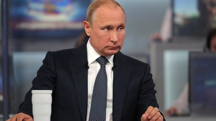 Путин установил дедлайн: Голубев должен отчитаться о помощи беженцам с Донбасса до 1 сентября