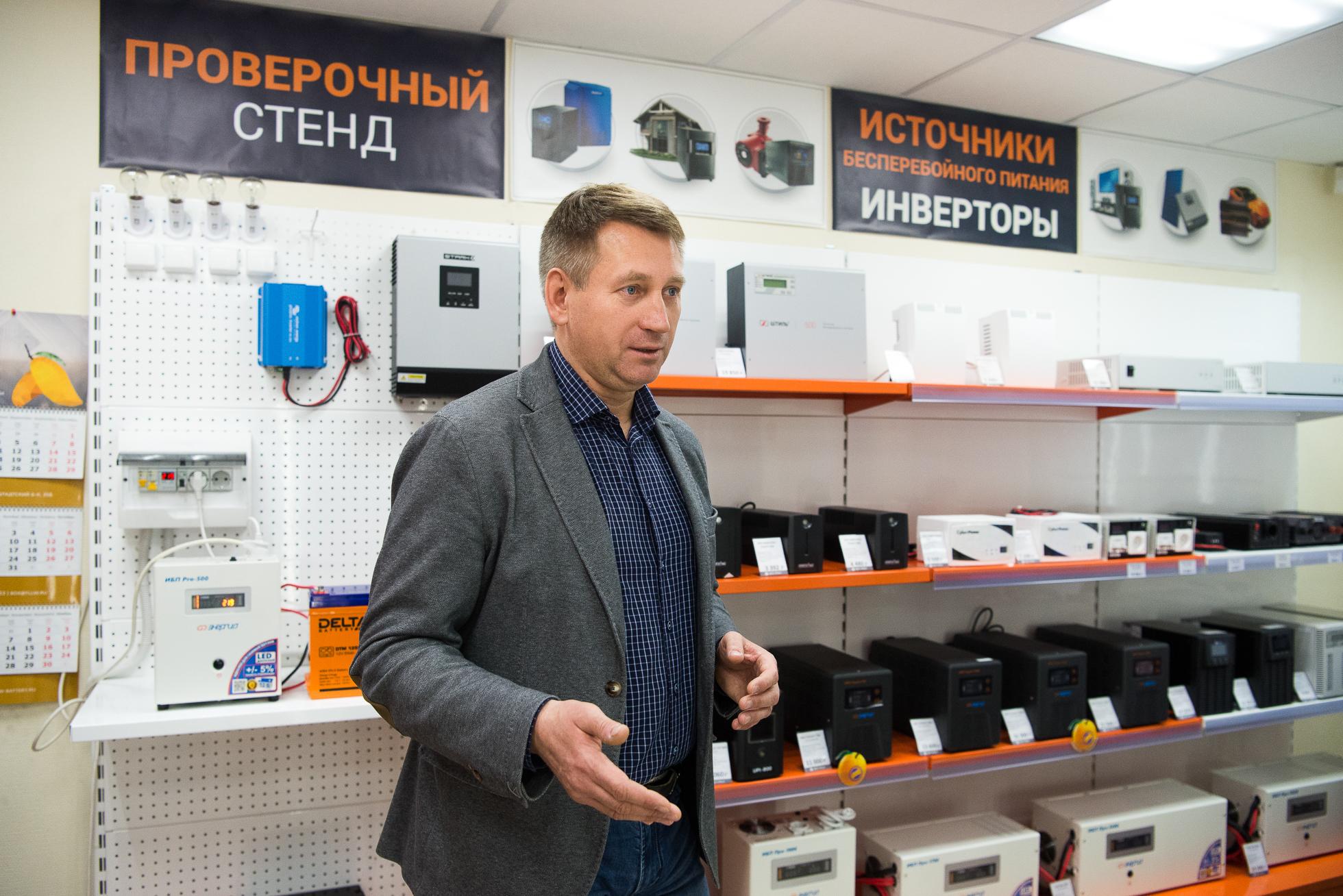 Генеральный директор «Ток Арсенала» Игорь Денисов