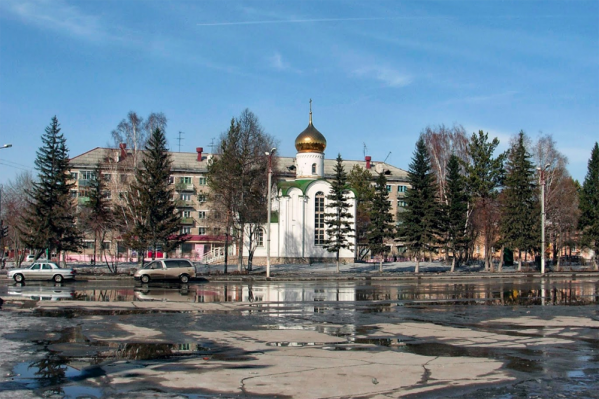 Толчки ощущали в Новосибирске и Искитиме