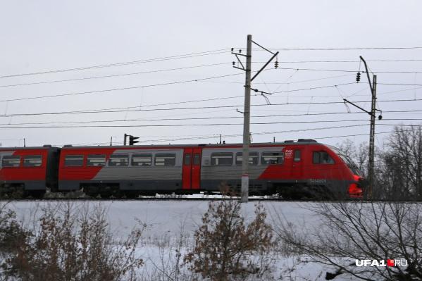 В РЖД не смогли объяснить причину отсутствия маршрутного поезда