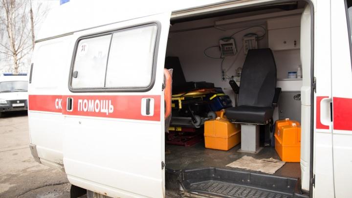 За пострадавшим выехала реанимация: полиция ищет свидетелей аварии в Брагино