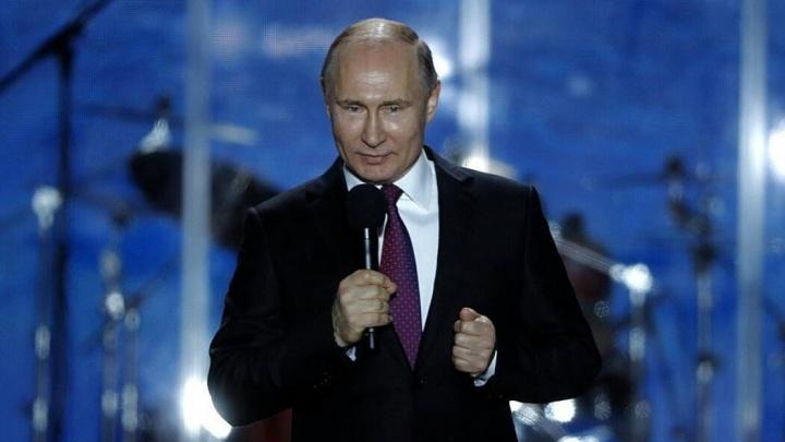 Путин выступил на форуме «Россия — спортивная держава» и улетел: как прошёл визит президента