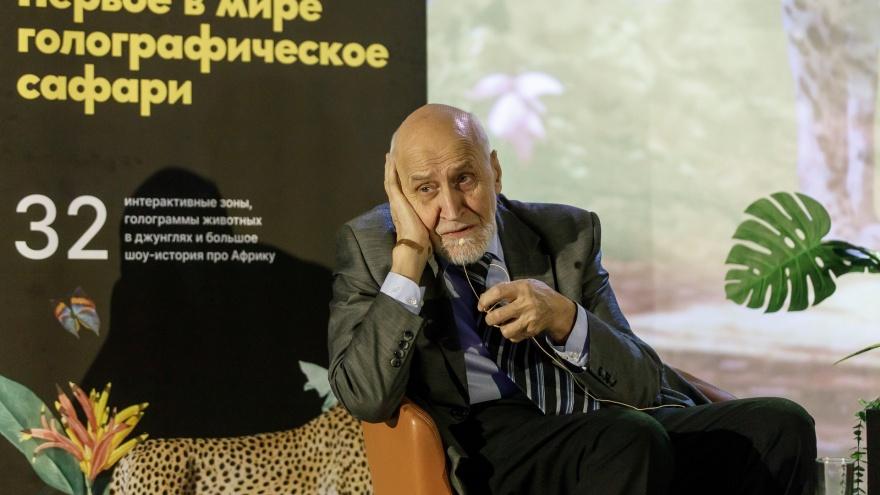 «Изо рта посыпался сноп искр»: Николай Дроздов рассказал волгоградцам про свой бой с крокодилом