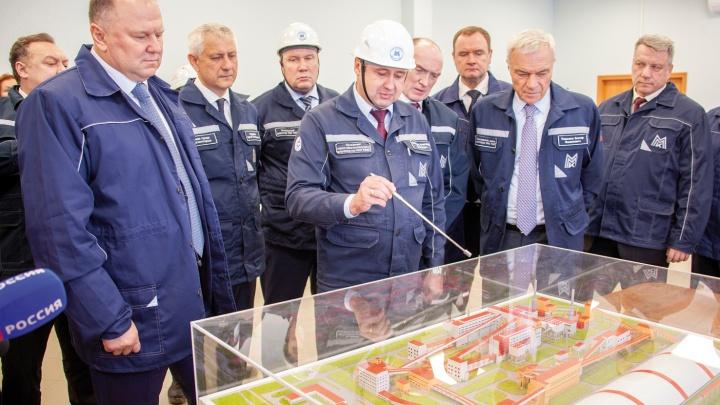 Пункт прибытия — Магнитка: полпред президента в УрФО второй раз за год посетил Южный Урал