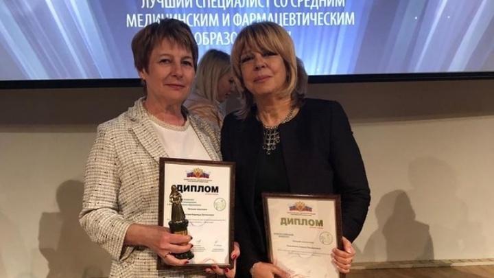 Минздрав России назвал лучшими онколога, акушера и неонатолога из Волгограда