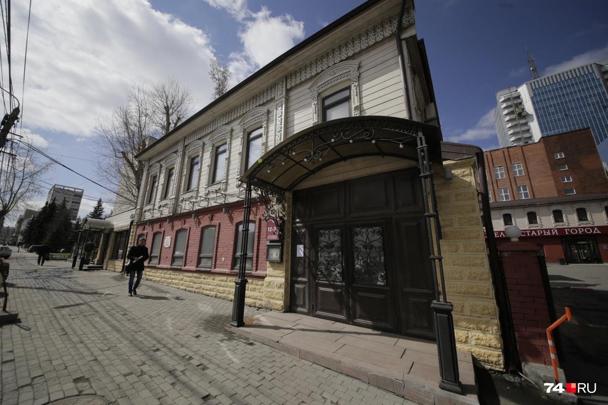 Ресторан в центре города проработал больше семи лет