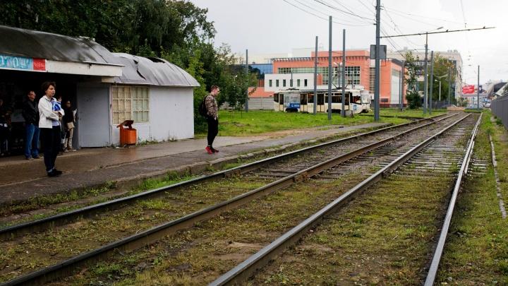 «И так в центре места мало»: появилась схема, как продлят трамвайные пути по центральным площадям