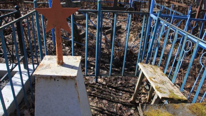 Прокуратура обязала городские власти взяться за благоустройство Вологодского кладбища