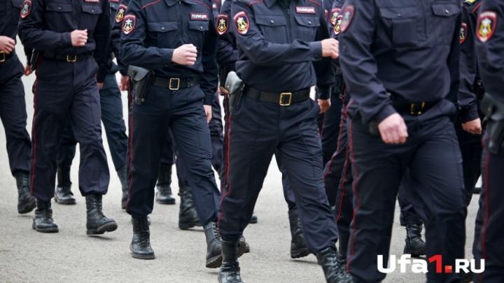 Уфимские полицейские поймали контрафактника