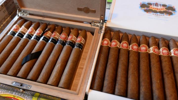 Вредная привычка богачей: кто в Екатеринбурге курит сигары за 6 тысяч и хранит подарок от Кастро