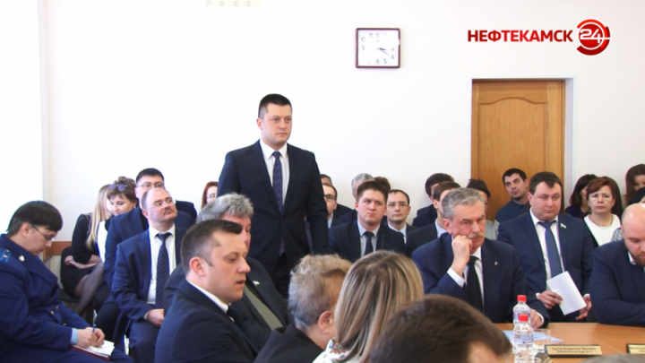 Новым и. о. главы Нефтекамска назначили предпринимателяРатмира Мавлиева