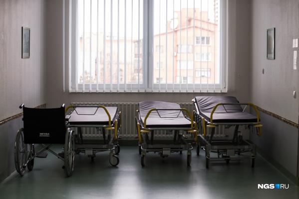 Показатель смертности в Новосибирской области значительно выше, чем в России