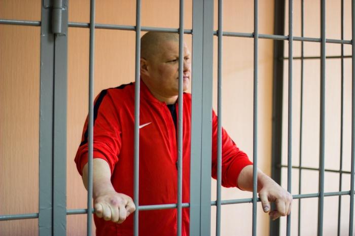Александр Котельников полностью признал вину