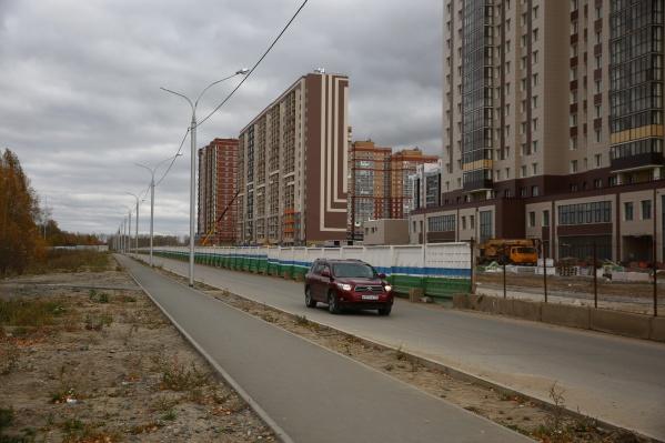 Движение по участку от Краузе до Мясниковой открыли 10 октября
