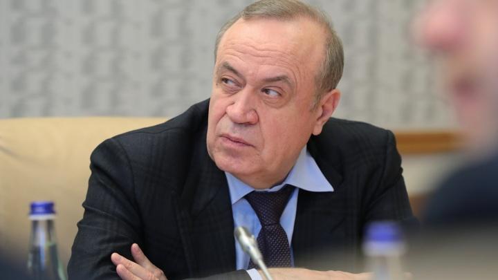 Замгубернатора Сергея Сидаша задержали на два месяца