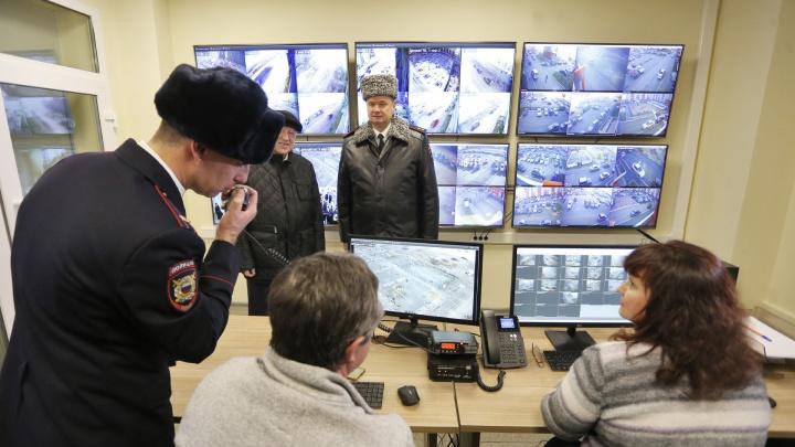 Под круглосуточным наблюдением: в «Академ Riverside» открыли участковый пункт полиции
