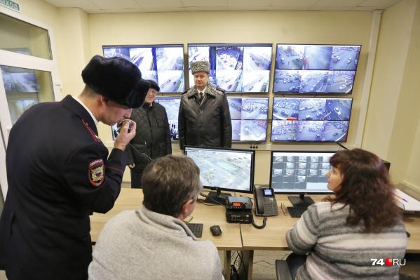 В «Академ Riverside» открылся собственный пункт полиции