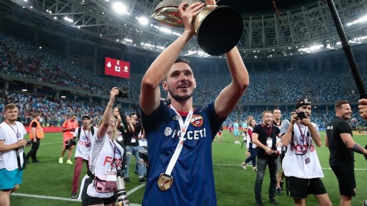 Переманили: «Крылья Советов» усилит 23-летний защитник из ЦСКА