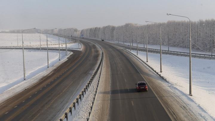 К 2024 году дорогу от Екатеринбурга до Тюмени расширят до 4 полос и установят разделительные барьеры