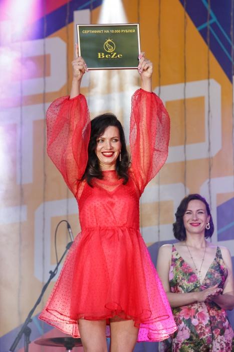 Екатерина Коробицына заняла третье место в голосовании на нашем сайте