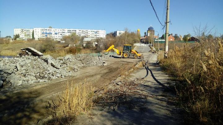 «Нужно менять, а не ремонтировать»: волгоградцы решили последить за ремонтом моста в Городище