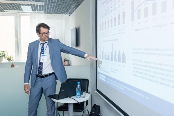 Председатель правления банка «Урал ФД» Алексей Вырков рассказал о трендах в экономике