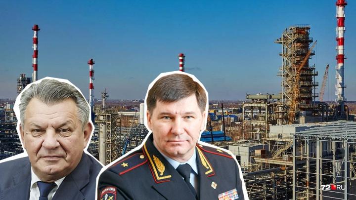 Экс-руководителю тюменской полиции Алтынову припомнили историю с обыском на АНПЗ и побег Лисовиченко