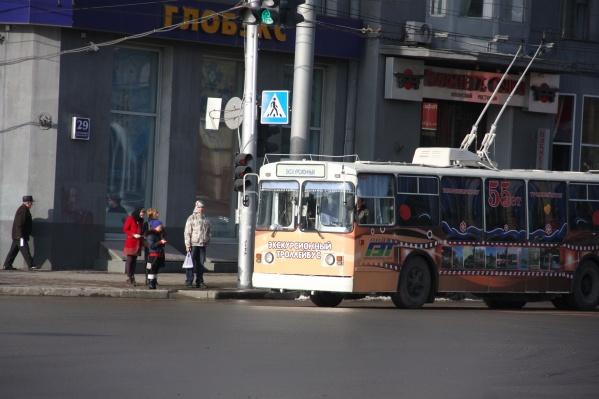 В рамках сетевой поездки пассажир будет получать 100% скидку на вторую поездку в трамвае или троллейбусе