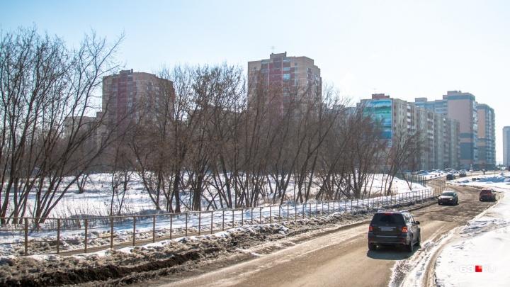 Жителей «Волгаря» временно оставили без нового источника воды