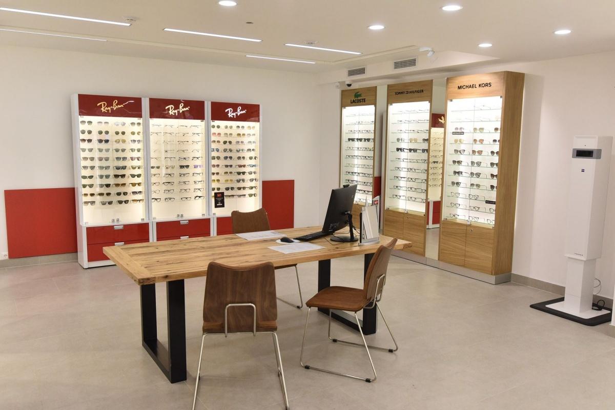 Салоны оптики «Фокус» уже много лет являются авторизованными продавцами культового бренда Ray Ban в Екатеринбурге