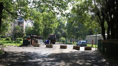 Ярославцы нашли способ, как объезжать пробку на Тутаевском шоссе. Но власти всё обломали
