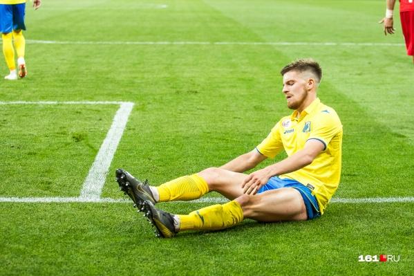 В компании возмущены действиями ФК «Ростов»