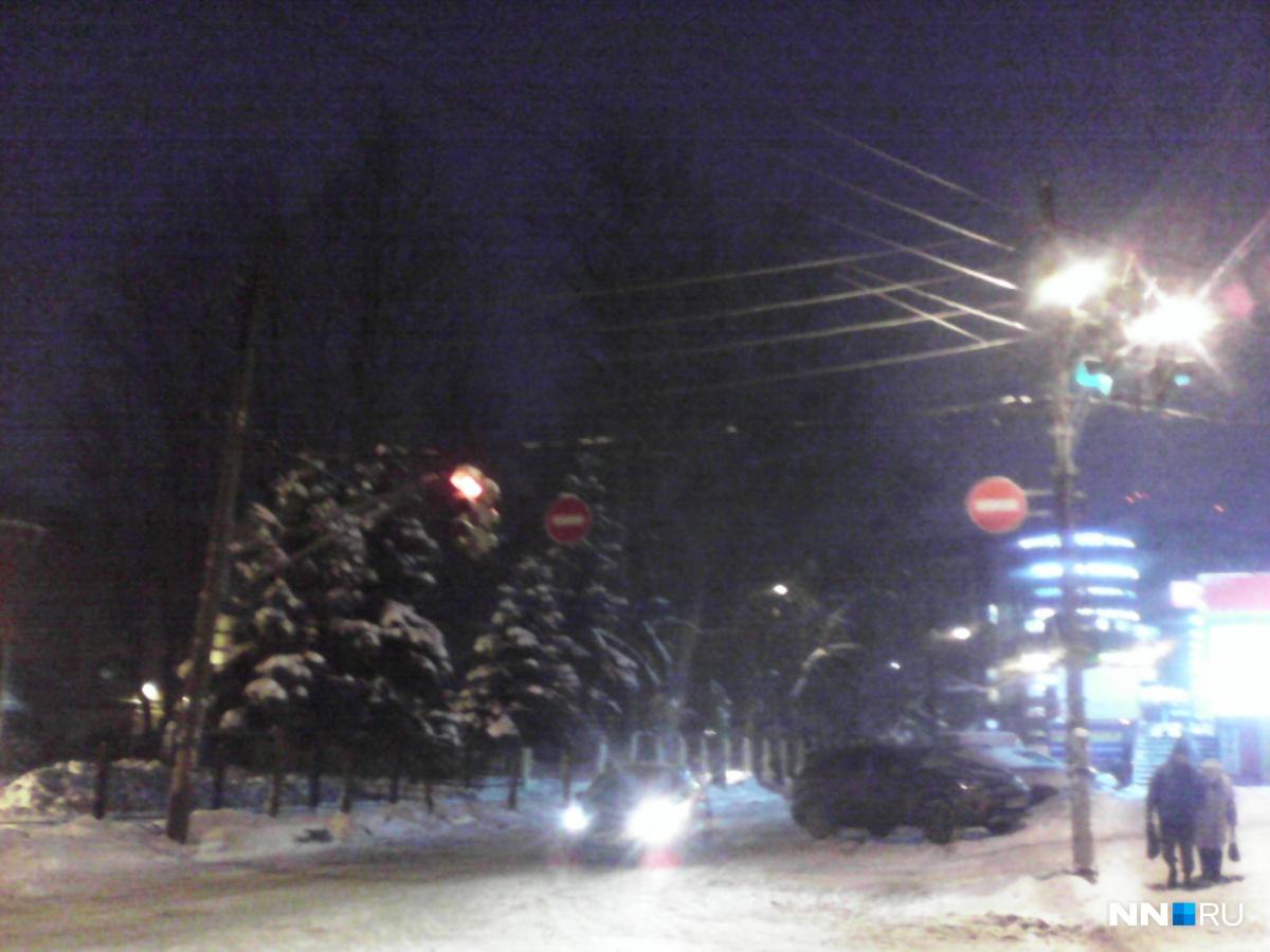 Многокилометровых пробки образовались вНижнем Новгороде из-за непогоды