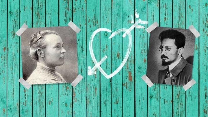 Клава + Яша = любовь. Интервью с женой Свердлова через сто лет после революции
