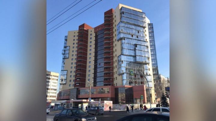 Застройщика высотки на северо-западе Челябинска признали банкротом