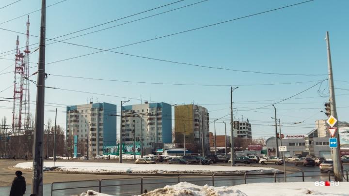 «Готовимся к расчистке территории»: как идет работа по строительству XXII Партсъезда