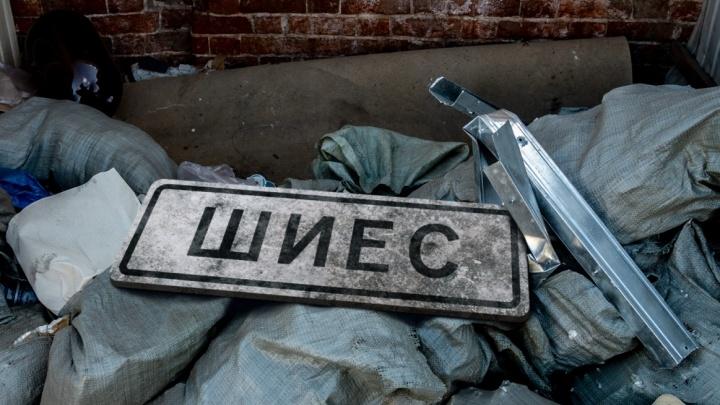 Шиес стал частью художественного проекта о проблемах российских городов