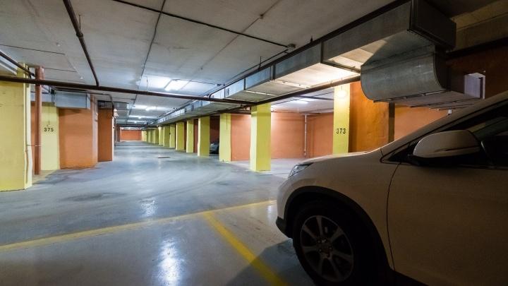 30 жителей Новосибирска получили парковочное место в подарок