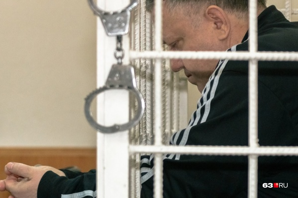 Сергей Гудованый единственный из всех обвиняемых суда ждал в следственном изоляторе
