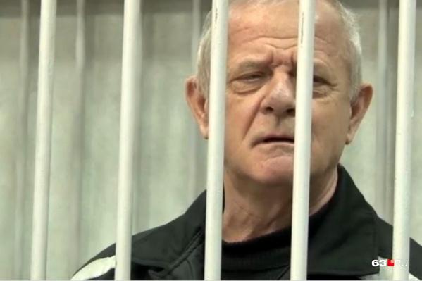 Впервые экс-полковника задержали в 2005 году