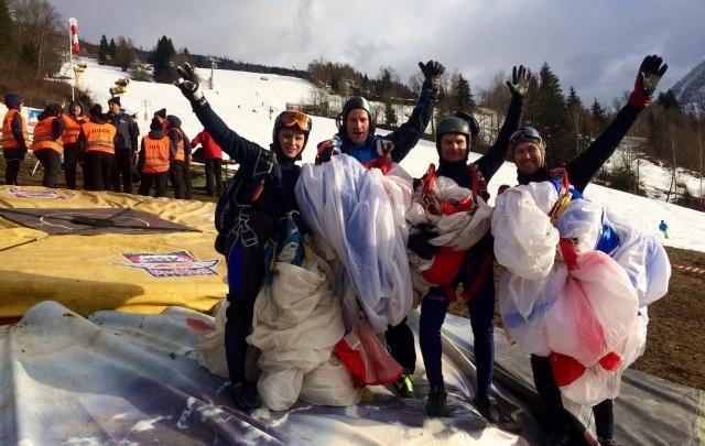 Парашютисты из Башкирии стали чемпионами мира